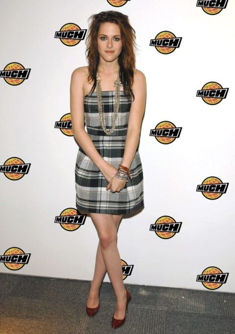 Kristen Stewart MuchMusic Toronto November 2008