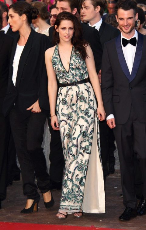 Kristen Stewart On The Road premiere Cannes Film Festival May 2012