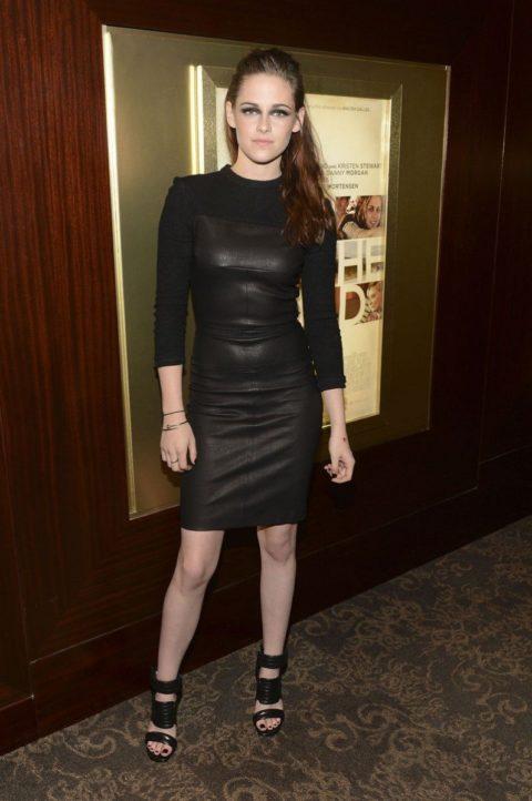 Kristen Stewart On the Road New York screening November 2012