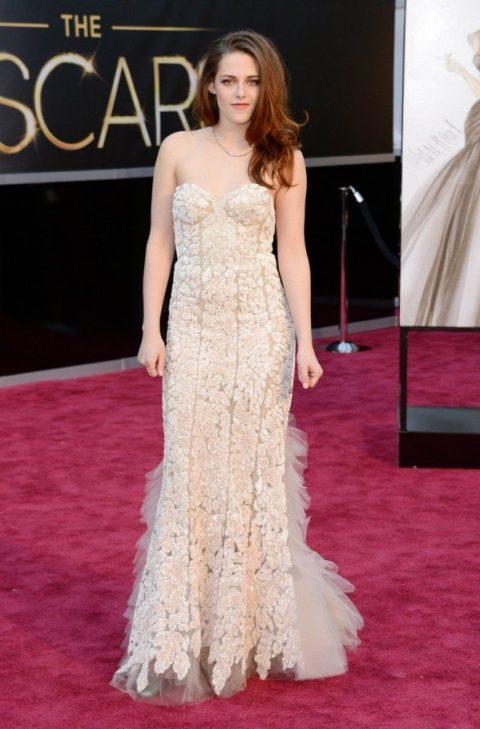 Kristen Stewart Oscars February 2013