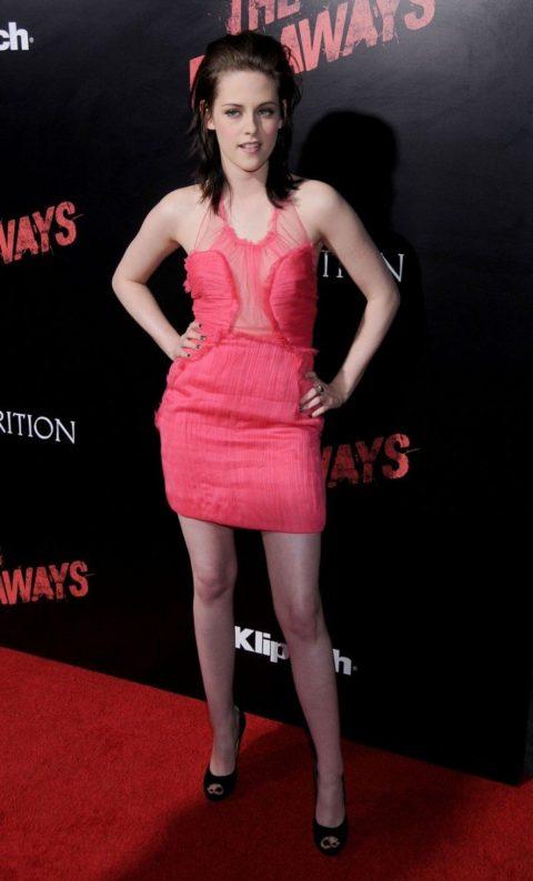 Kristen Stewart The Runaways Los Angeles premiere March 2010