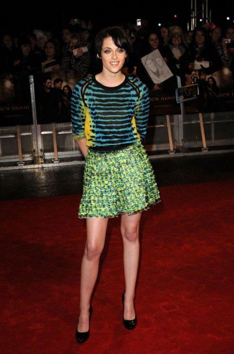 Kristen Stewart The Twilight Saga New Moon London Fan Event November 2009