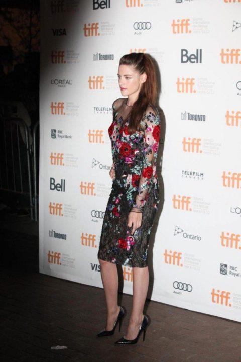Kristen Stewart Toronto TIFF On The Road September 2012