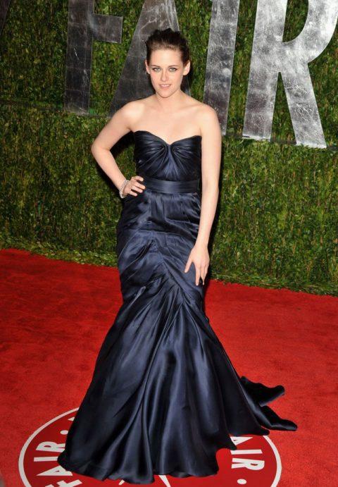 Kristen Stewart Vanity Fair Oscar Party March 2010