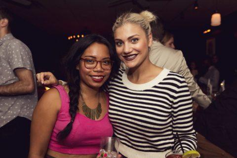 Libertine Toronto launch party