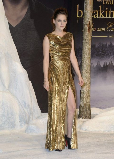 Kristen Stewart Twilight Breaking Dawn Part Two Berlin Premiere November 2012