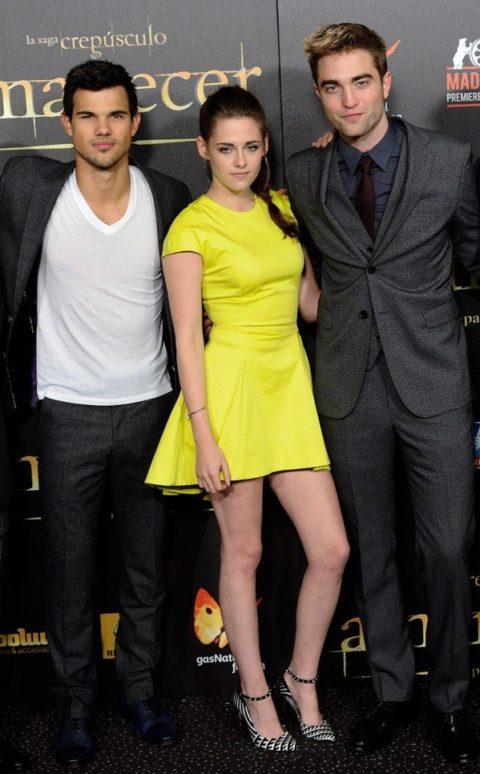 Kristen Stewart Twilight Breaking Dawn Part Two Madrid Premiere November 2012