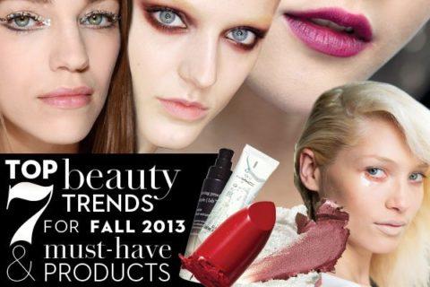fall makeup trends 2013