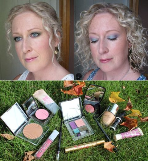 fall transition makeup christa