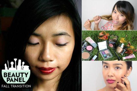 fall transition makeup