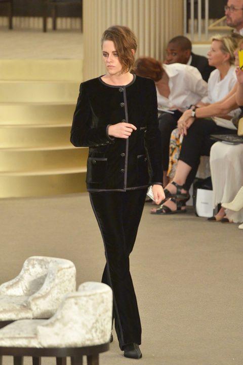 kristen stewart chanel fall 2015 couture