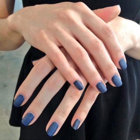 Costello Tagliapietra Spring 2014 nails