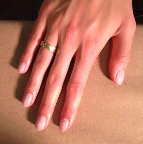 DKNY Spring 2014 nails