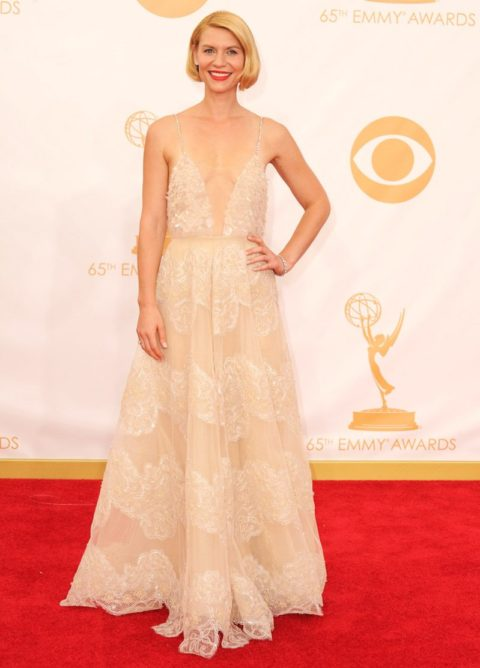 Emmys 2013 Claire Danes