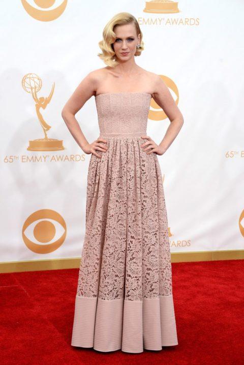 Emmys 2013 January Jones