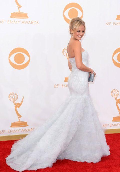 Emmys 2013 Malin Ackerman