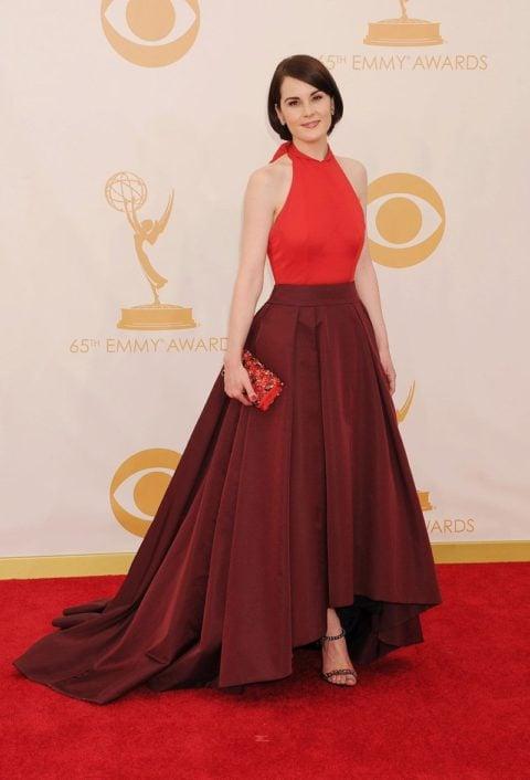 Emmys 2013 Michelle Dockery