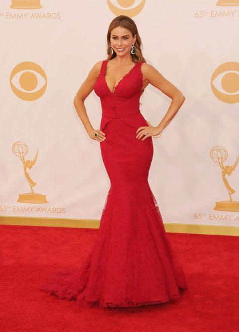 Emmys 2013 Sofia Vergara