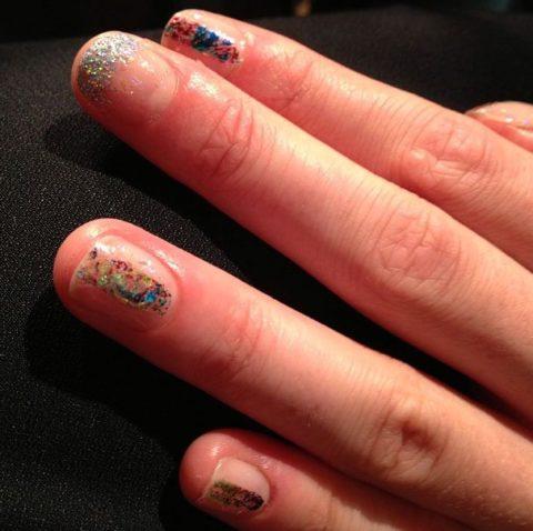 ICB NYC Spring 2014 nails