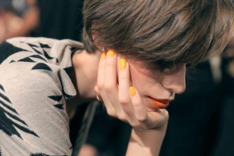 Joanna Mastroianni Spring 2014 nails