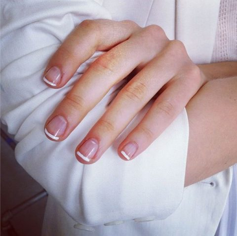 Joie Spring 2014 nails