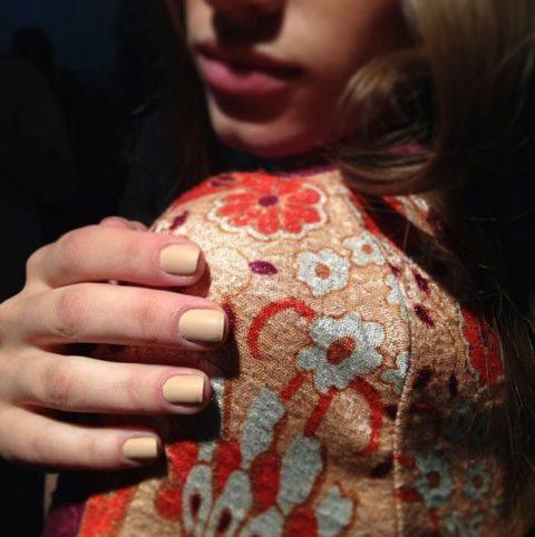 Karen Walker Spring 2014 nails