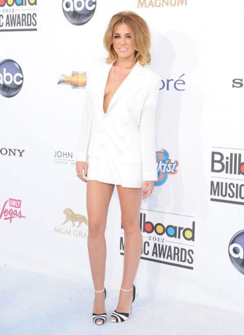 Miley Cyrus Billboard Music Awards May 2012