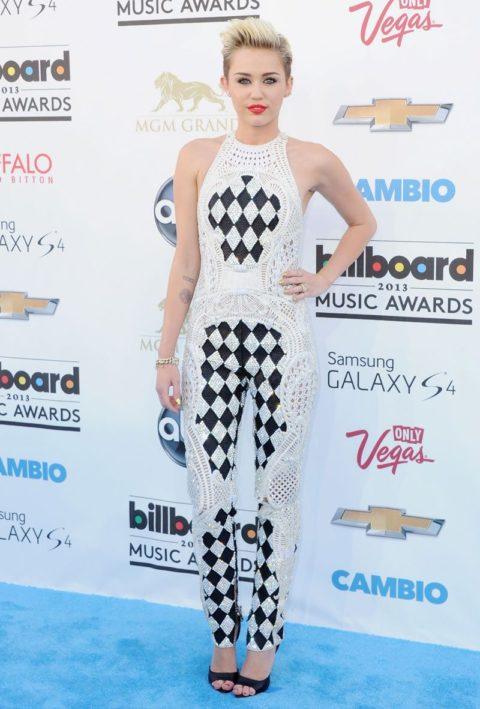 Miley Cyrus Billboard Music Awards May 2013