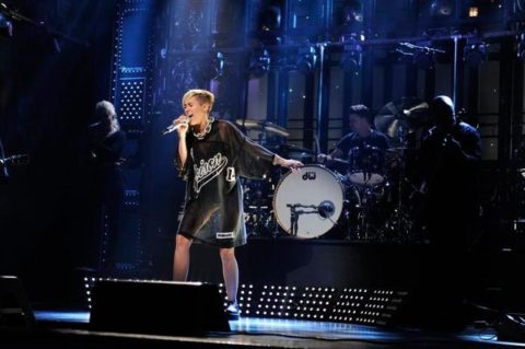 Miley Cyrus Saturday Night Live October 5 2013