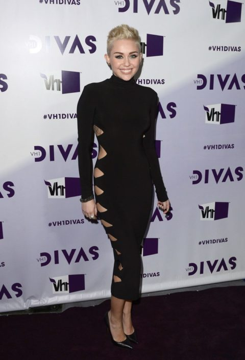 Miley Cyrus VH1 Divas December 2012