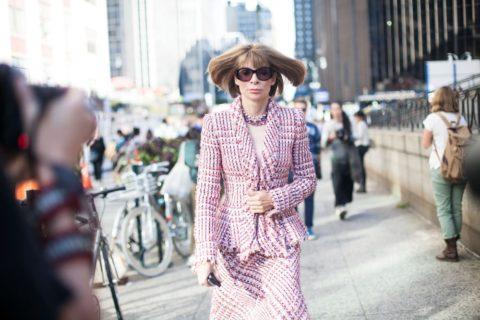 Street Style New York Spring 2014 Fashion Week