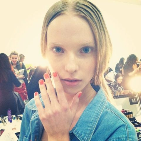 Suno Spring 2014 nails