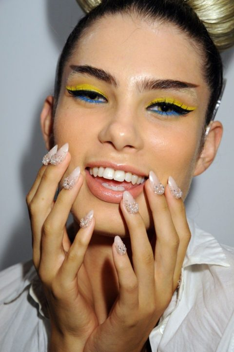 The Blonds Spring 2014 nails