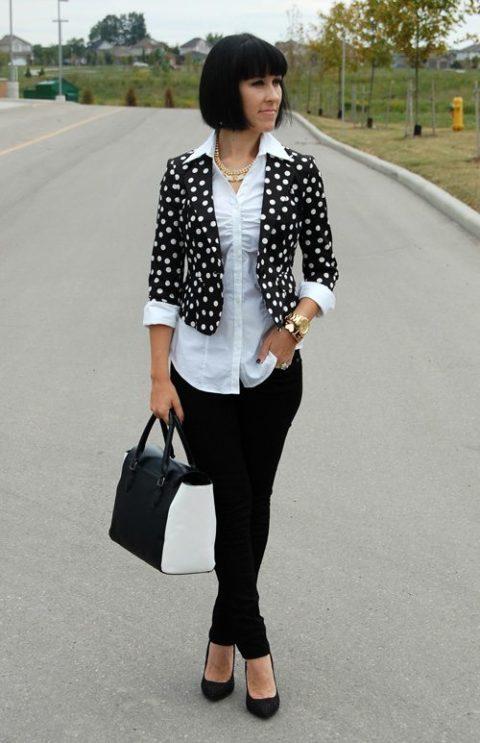 White Shirt Amber Desilets
