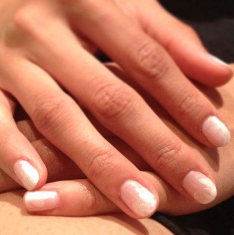 Zero Maria Cornejo Spring 2014 nails
