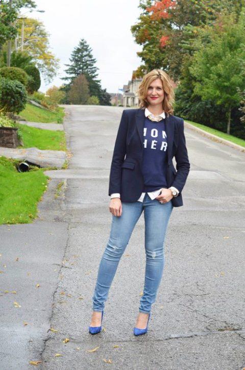 Menswear Inspired Trend Iva Grbesic