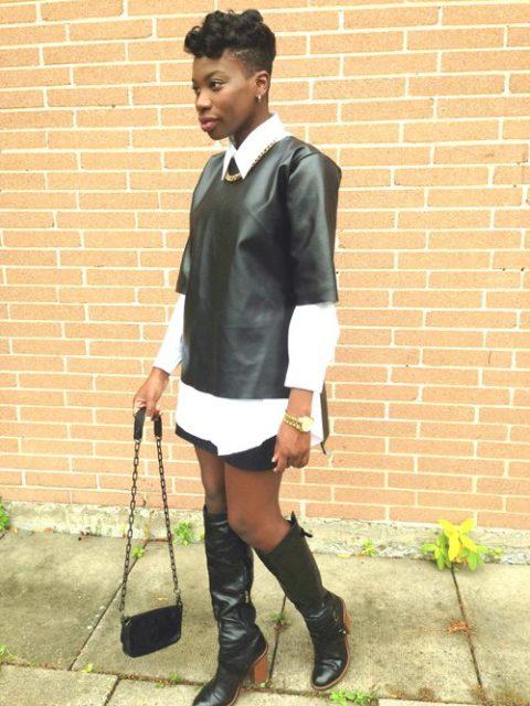 Menswear Inspired Trend Nichole Alabi