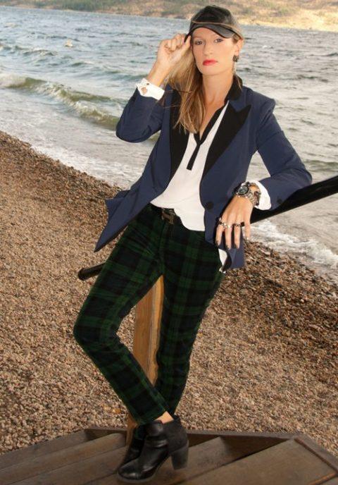 Menswear Inspired Trend Stephanie Koch