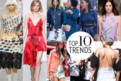 Spring 2014 Trends