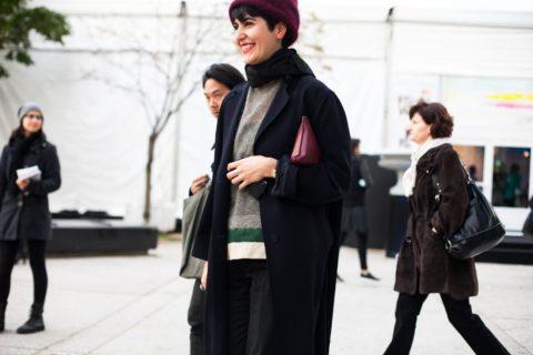 Street Style Toronto Fashion Week Spring 2014