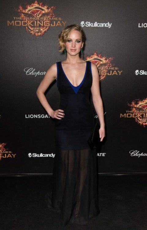 Jennifer Lawrence at Cannes Film Festival 2014