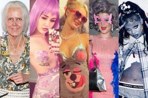 Celebrity Halloween Costumes 2013