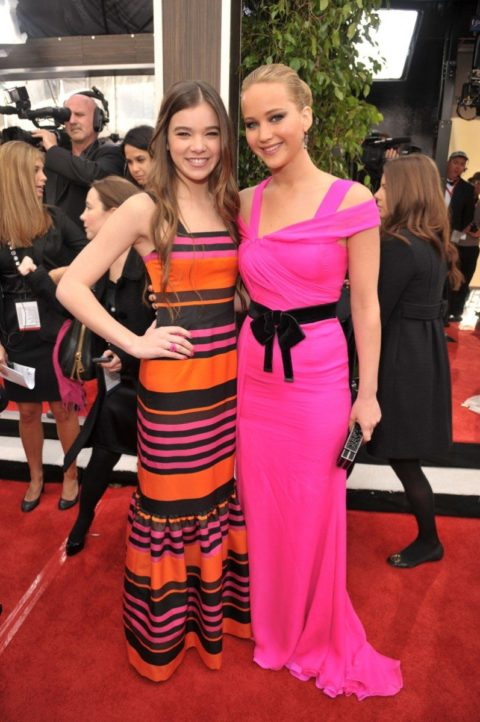 Jennifer Lawrence 17th Annual Screen Actors Guild Awards January 2011