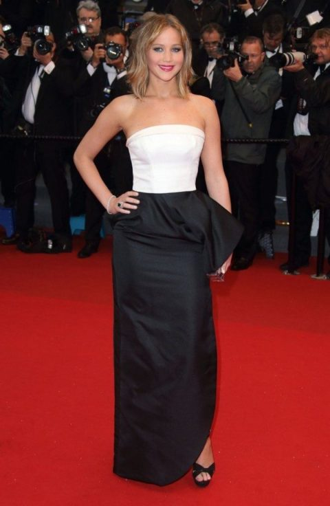 Jennifer Lawrence Cannes May 2013