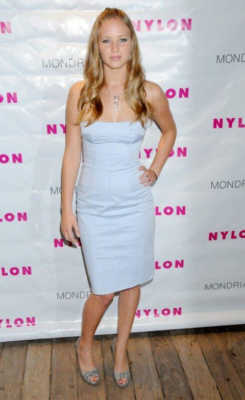 Jennifer Lawrence Nylon Magazine August 2009