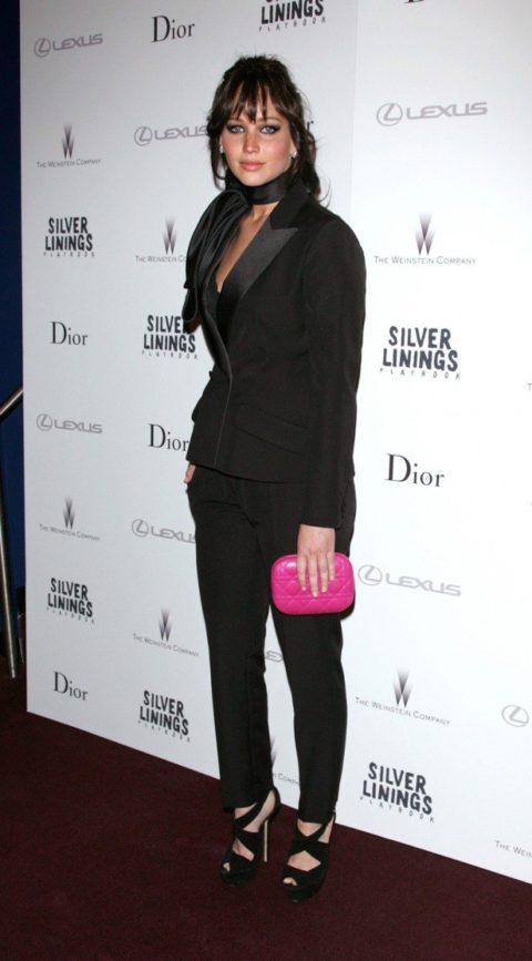 Jennifer Lawrence Silver Linings NY Screening November 2013