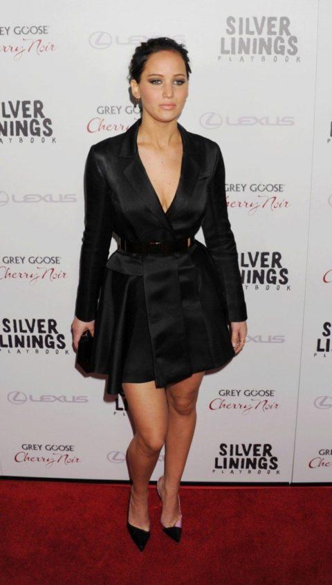 Jennifer Lawrence Silver Linings Playbook November 2012