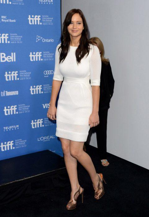 Jennifer Lawrence TIFF Photo Call Silver Linings Playbook