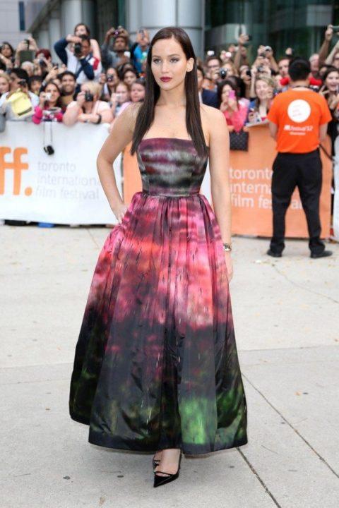 Jennifer Lawrence TIFF Premier Silver Linings Playbook