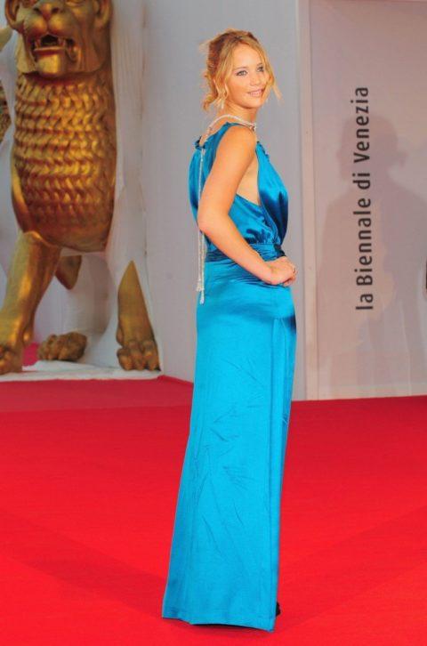 Jennifer Lawrence Venice Film Festival August 2008
